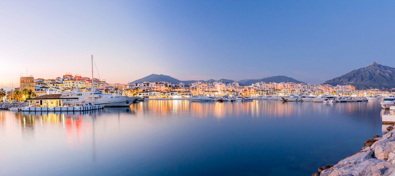 Transfers Malaga Airport to Puerto Banus