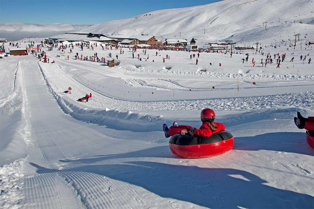 What do in Sierra Nevada (besides skiing)