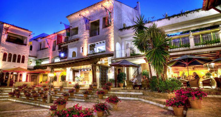 Puente Romano Resort, Marbella