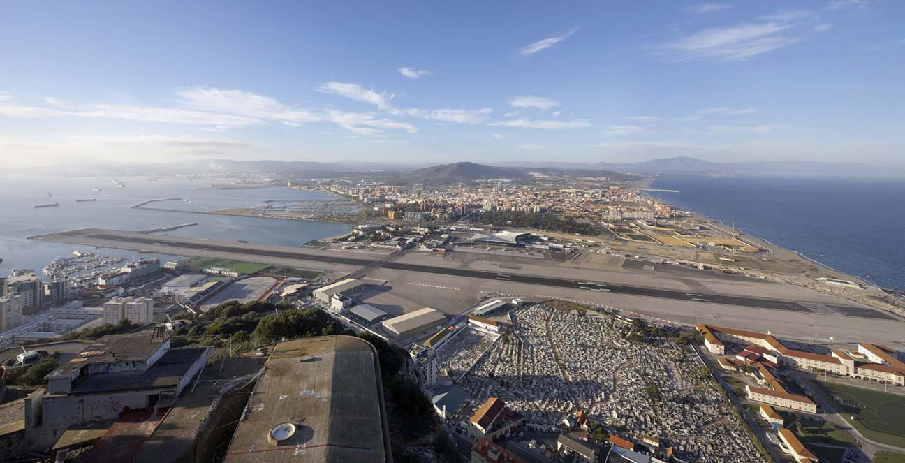 Gibraltar Airport: A Little Airport with a Big Personality