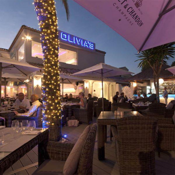 Olivia's, La Cala