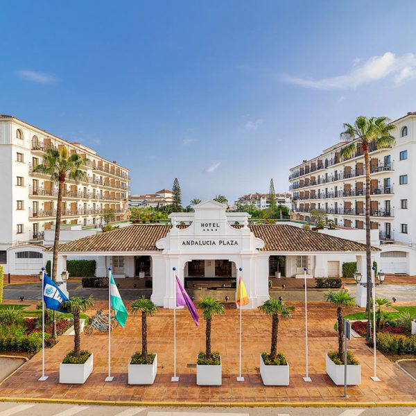 Hotel Andalucia Plaza Airport Transfers