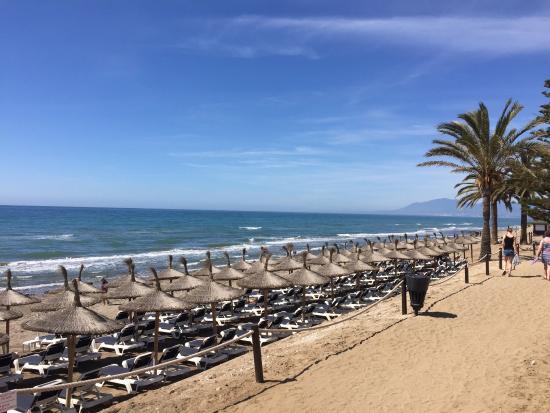 Marriott Marbella Beach Resort Transfers