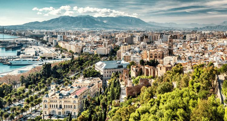 Take a half-day trip to explore Malaga